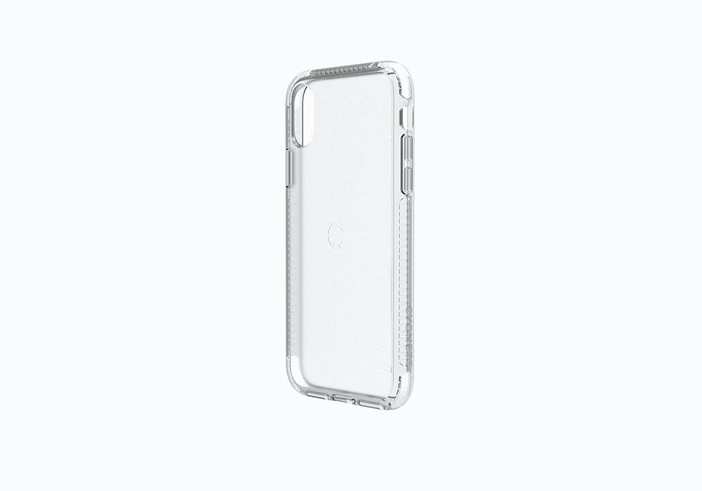 cheap for discount 2a559 85b16 iPhone Xs & X Protective Case in Crystal