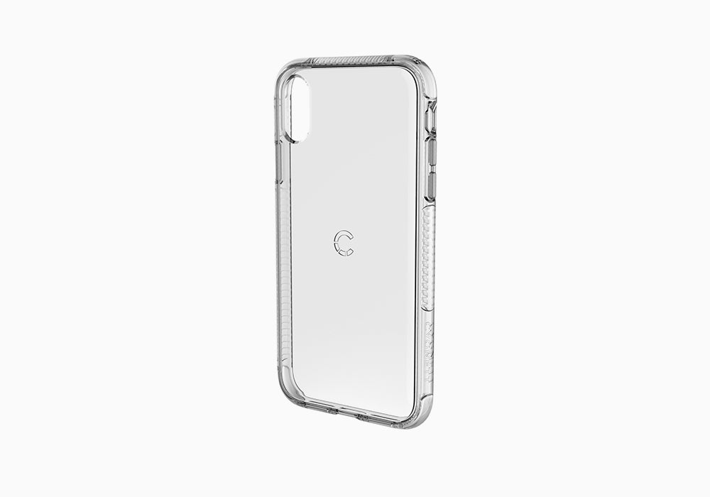 iPhone XR Protective Case in Crystal
