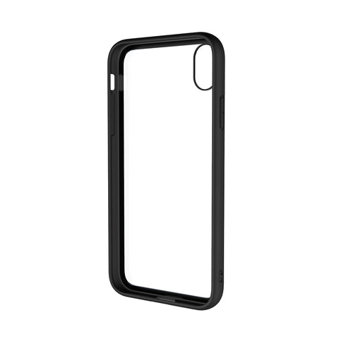 iPhone Xs Max Tempered Glass Case in Black - Cygnett (AU)