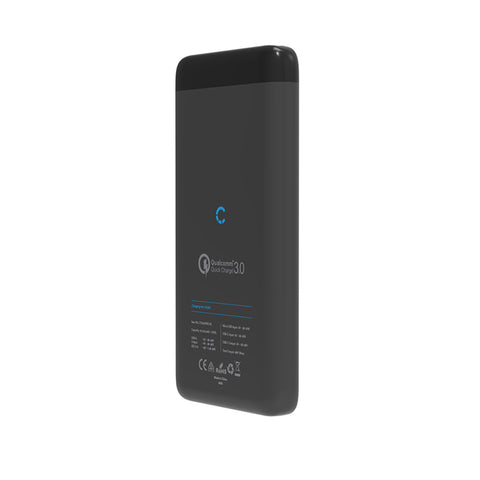 10,000mAh USB-C Power Bank in Black - Cygnett (AU)