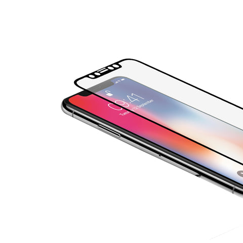 iPhone XS & X Double Tempered Glass Screen Protector - Cygnett (AU)