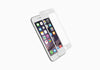 Tempered Glass Screen Protector for iPhone 6s Plus in White