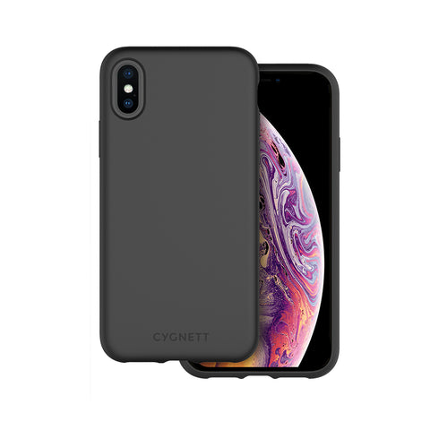 iPhone iPhone XS & X Ultra Slim Case - Black - Cygnett (AU)