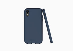 iPhone XR Slimline Case in Navy