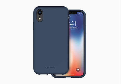 iPhone XR Ultra Slim Case - Navy - Cygnett (AU)