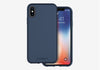 iPhone Xs & X Slimline Case in Navy