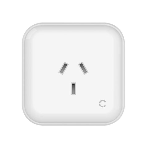 Smart Wi-Fi Plug with Power Monitoring - Cygnett (AU)