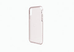 iPhone Xs & X Slimline Protective Case in Rose Gold