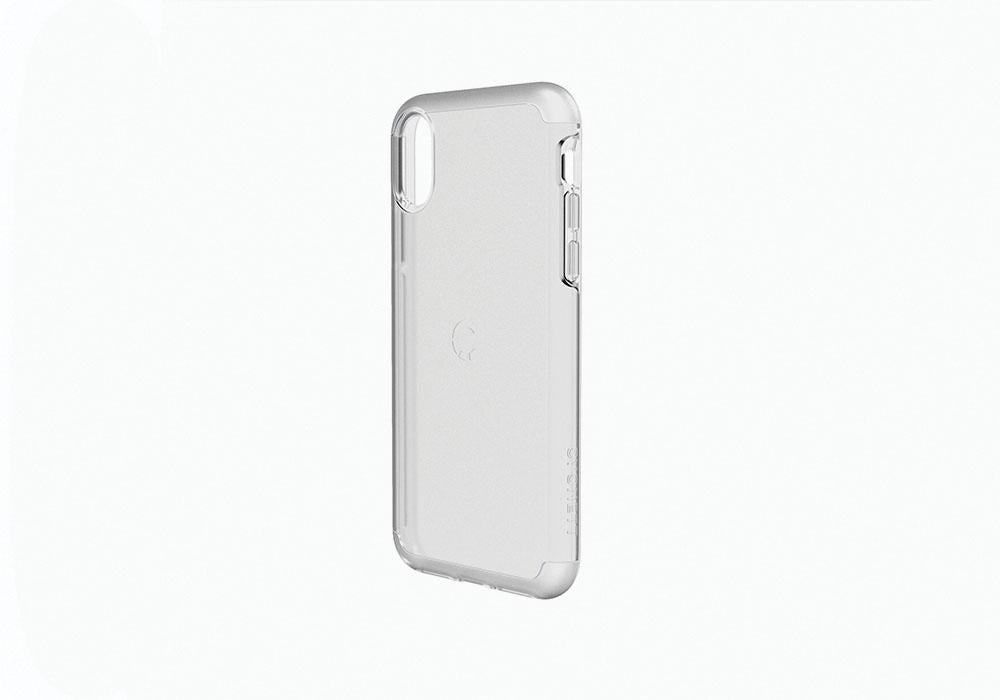 iPhone X Slimline Protective Case in Space Grey