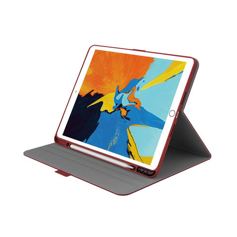 "Slim Case for iPad Air (2019) & iPad Pro 10.5"" in Red & Grey - Cygnett (AU)"
