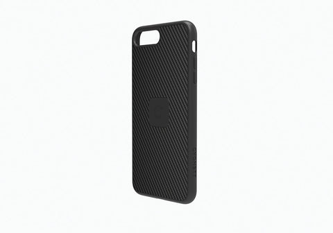 iPhone 8 & 7 Slim Case with Carbon Fibre in Black