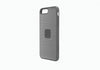 iPhone 8 Plus & 7 Plus Slim Case with Carbon Fibre in Silver