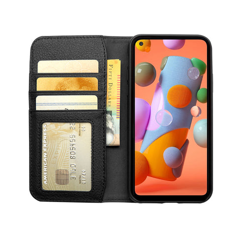 Wallet Case for Samsung Galaxy A11 - Cygnett (AU)