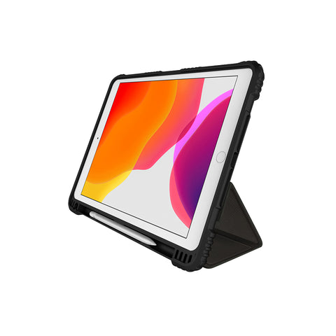 Workmate with Apple pencil holder for iPad 10.2'' - Black/Charcoal - Cygnett (AU)