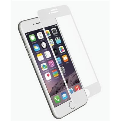 Tempered Glass Screen Protector for iPhone 8 Plus & 7 Plus in White