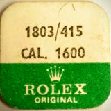 Rolex Mainspring Cal. 1600 1600-1803/415 (Factory Sealed) - Kupfer Jewelry - 1