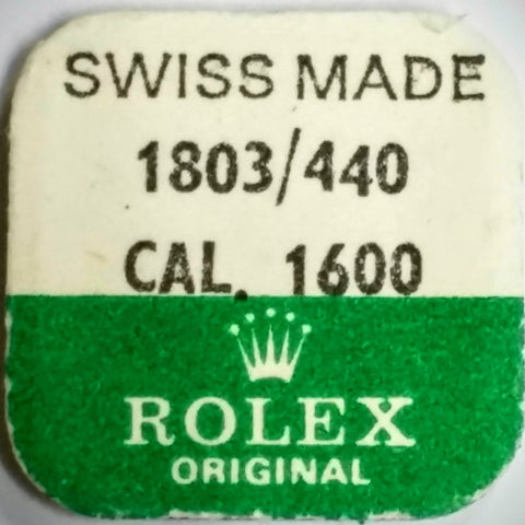 Rolex Mainspring Cal. 1600 1600-1803/440 (Factory Sealed) - Kupfer Jewelry - 1