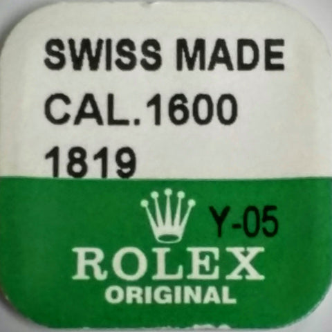 Rolex Pallet Fork Cal. 1600 1600-1819 (Factory Sealed) - Kupfer Jewelry - 1