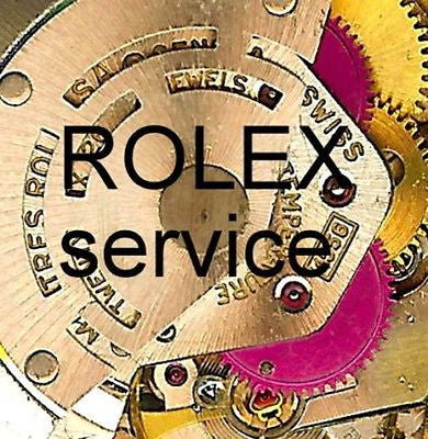 Kupfer Jewelry Rolex Submariner Service - Kupfer Jewelry - 1