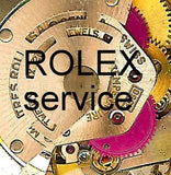 Kupfer Jewelry Rolex Date, Date-Just or Day-Date President Service - Kupfer Jewelry - 1