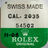 Rolex Set of Screws Cal. 2035 2035-54502 (Factory Sealed) - Kupfer Jewelry - 1