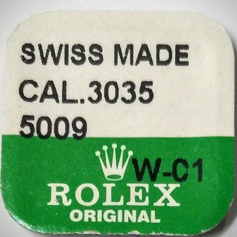 Rolex Mainspring Cal. 3035 3035-5009 (Factory Sealed) - Kupfer Jewelry - 1