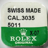 Rolex Minute Pinion with Cannon Pinion Cal. 3035 3035-5011 (Factory Sealed) - Kupfer Jewelry - 1