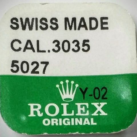 Rolex Sliding Pinion Cal. 3035 3035-5027 (Factory Sealed) - Kupfer Jewelry - 1