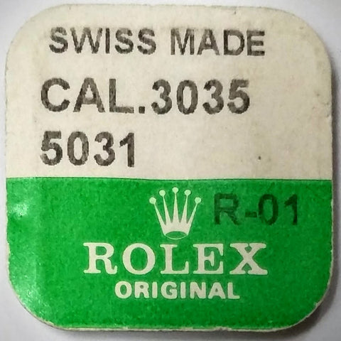 Rolex Intermediate Crown Wheel Cal. 3035 3035-5031 (Factory Sealed) - Kupfer Jewelry - 1