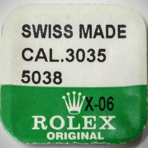 Rolex Jumper for Setting Lever Cal. 3035 3035-5038 (Factory Sealed) - Kupfer Jewelry - 1