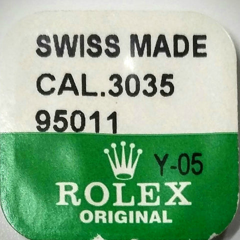 Rolex In-setting for Minute Pinion Cal. 3035 3035-95011 (Factory Sealed) - Kupfer Jewelry - 1