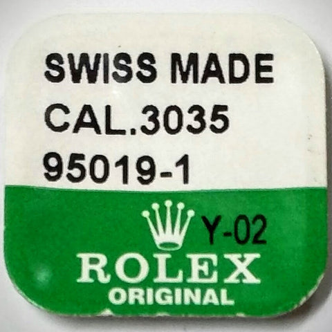 Rolex Shock Absorber for Balance Cal. 3035 3035-95019-1 (Factory Sealed) - Kupfer Jewelry - 1