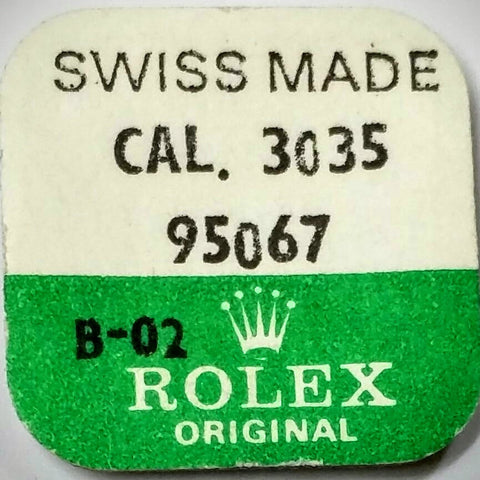 Rolex Jewel for Reversing Wheel Cal. 3035 3035-95067 (Factory Sealed) - Kupfer Jewelry - 1