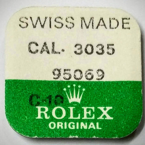 Rolex Jewel for Driving Wheel of Ratchet Wheel Cal. 3035 3035-95069 (Factory Sealed) - Kupfer Jewelry - 1