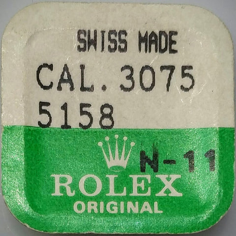 Rolex Hour Wheel with Double Toothing Cal. 3075 3075-5158 (Factory Sealed) - Kupfer Jewelry - 1