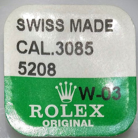 Rolex Setting Lever Cal. 3085 3085-5208 (Factory Sealed) - Kupfer Jewelry - 1