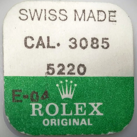 Rolex Minute Wheel Cal. 3085 3085-5220 (Factory Sealed) - Kupfer Jewelry - 1
