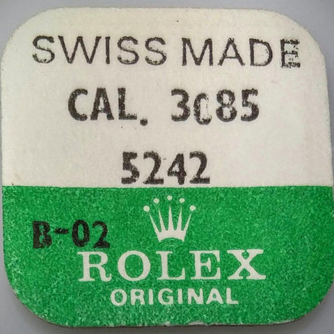 Rolex Jumping Hour Click Cal. 3085 3085-5242 (Factory Sealed) - Kupfer Jewelry - 1