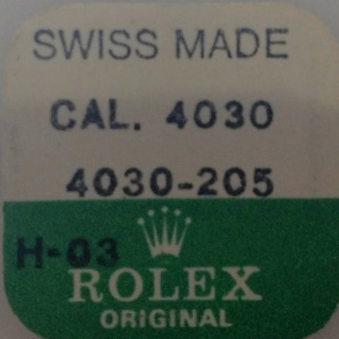 Rolex Sliding Pinion Cal. 4030 4030-205 (Factory Sealed) - Kupfer Jewelry - 1