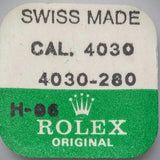 Rolex Hour Wheel Cal. 4030 4030-280 (Factory Sealed) - Kupfer Jewelry - 1