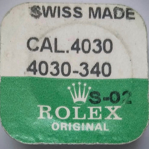Rolex Third Wheel Cal. 4030 4030-340 (Factory Sealed) - Kupfer Jewelry - 1