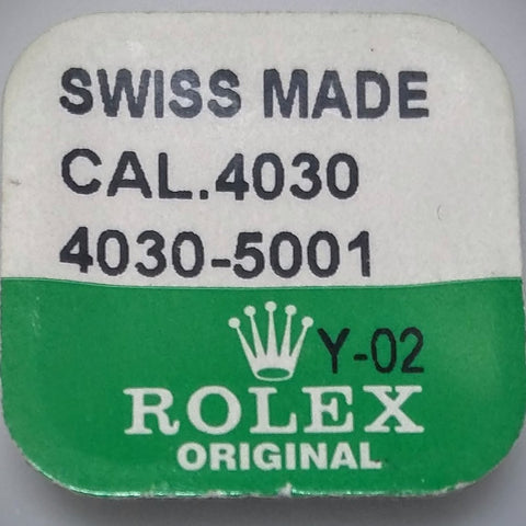 Rolex Set of Screws for Chronograph Cal. 4030 4030-5001 (Factory Sealed) - Kupfer Jewelry - 1