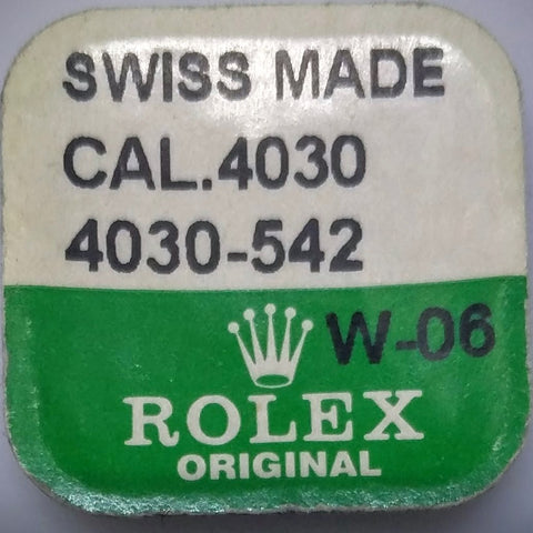 Rolex Reverser Intermediate Wheel Cal. 4030 4030-542 (Factory Sealed) - Kupfer Jewelry - 1