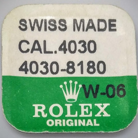 Rolex Yoke for fly-back Cal. 4030 4030-8180 (Factory Sealed) - Kupfer Jewelry - 1
