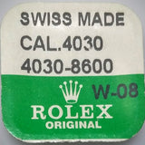 Rolex Wheel for Hour Counting Cal. 4030 4030-8600 (Factory Sealed) - Kupfer Jewelry - 1
