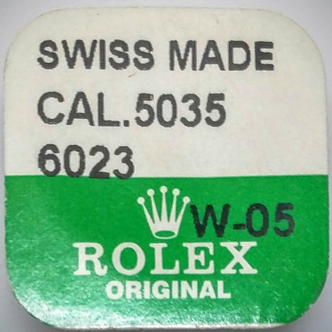 Rolex Second Wheel Cal. 5035 5035-6023 (Factory Sealed) - Kupfer Jewelry - 1