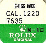 Rolex Mainspring 1220-7635 Factory Sealed - Kupfer Jewelry - 1