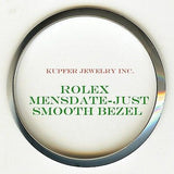 Rolex Mens President, Date-Just, Date Bezel - Smooth - Kupfer Jewelry - 2
