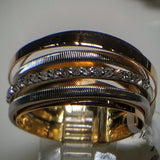 Kupfer Jewelry Multi-Band Ring of Rose & White Gold by Kupfer Jewelry Design - Kupfer Jewelry - 2