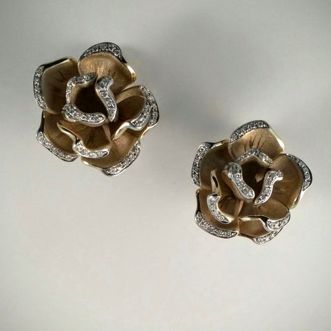 "Annamaria Camilli Annamaria Camilli ""Rose"" Earrings - Kupfer Jewelry - 1"